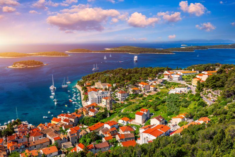 Croazia Cosa Vedere Dalmazia Istria Dubrovnik Spalato Isole